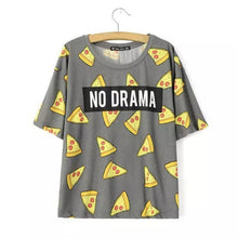 Load image into Gallery viewer, NO DRAMA T-SHIRT - Diftas