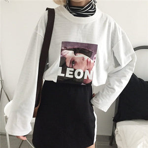 LEON FULL-SLEEVES TEE - DIFTAS - Do It For The Aesthetics