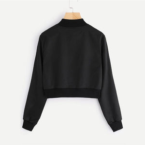 BLACK BOMBER JACKET - DIFTAS - Do It For The Aesthetics
