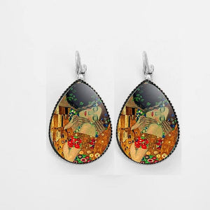 VAN GOGH ART EARRINGS - DIFTAS - Do It For The Aesthetics