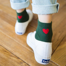 Load image into Gallery viewer, HEART SOCKS - DIFTAS - Do It For The Aesthetics