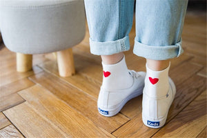 HEART SOCKS - DIFTAS - Do It For The Aesthetics