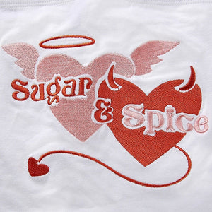 SUGAR & SPICE TUBE TOP - DIFTAS - Do It For The Aesthetics
