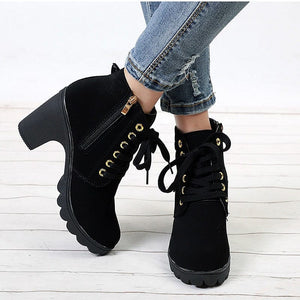HIGH HEELS BOOTS - DIFTAS - Do It For The Aesthetics