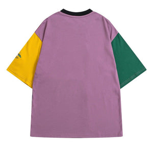 VINTAGE COLORFUL T-SHIRT - Diftas