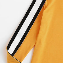 Load image into Gallery viewer, YELLOW BASIC FULL-SLEEVES TEE - DIFTAS - Do It For The Aesthetics