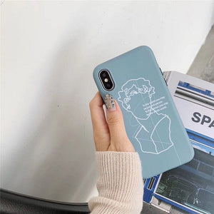 RETRO FACE PHONE CASE - DIFTAS - Do It For The Aesthetics