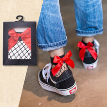 Load image into Gallery viewer, FISHNET RIBBON SOCKS - Diftas