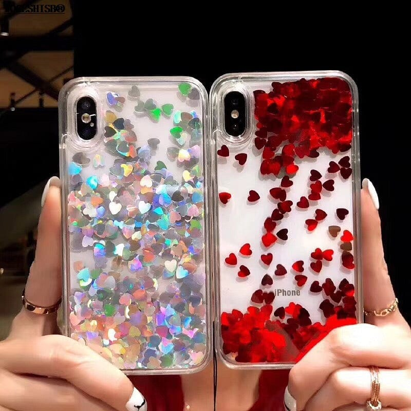 HEART PHONE CASE - DIFTAS - Do It For The Aesthetics