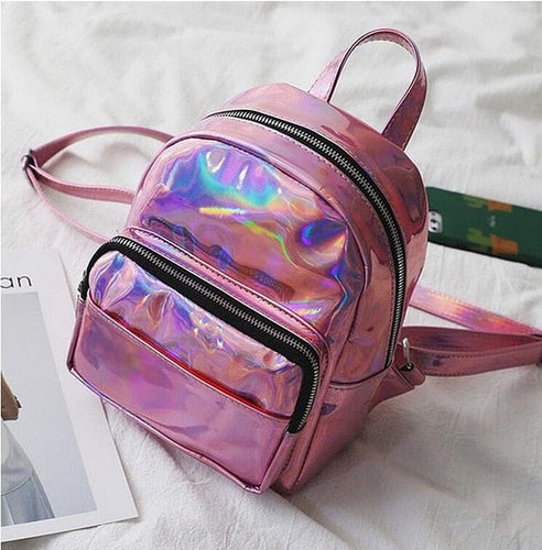 KAWAII GLITTER BAGPACK - DIFTAS - Do It For The Aesthetics