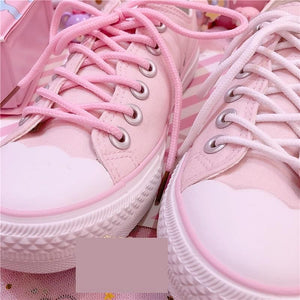 KOREAN PINKISH SHOES - DIFTAS - Do It For The Aesthetics