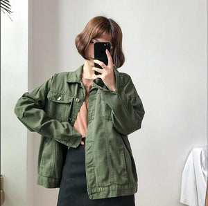 VINTAGE JACKET - DIFTAS - Do It For The Aesthetics