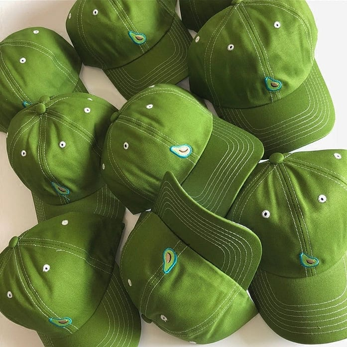 AVOCADO CAP - DIFTAS - Do It For The Aesthetics