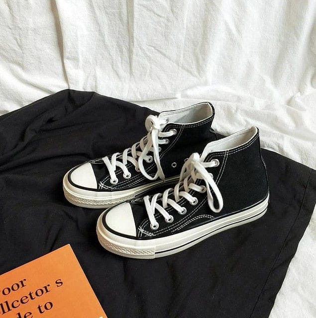 CASUAL HIGH SNEAKERS - DIFTAS - Do It For The Aesthetics