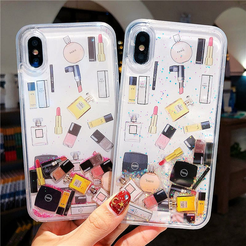 COSMETICS ITEMS PHONE CASE - DIFTAS - Do It For The Aesthetics
