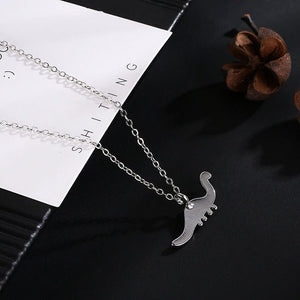 DINOSAUR NECKLACE - DIFTAS - Do It For The Aesthetics