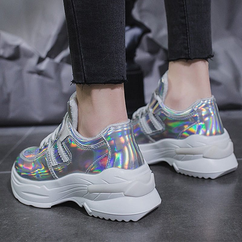 HARAJUKU CHUNKY SHOES - DIFTAS - Do It For The Aesthetics