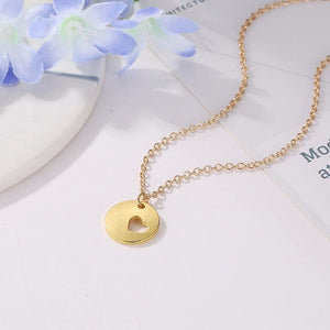 HEART NECKLACE - Diftas