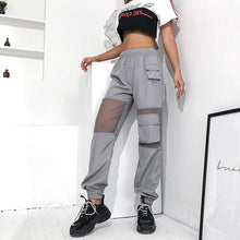 Load image into Gallery viewer, GRUNGE GREY TROUSER - DIFTAS - Do It For The Aesthetics