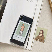 Load image into Gallery viewer, ART PHONE CASE(7 Free Photos incl.) - DIFTAS - Do It For The Aesthetics
