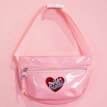 Load image into Gallery viewer, HEART GLITTER HANDBAG - DIFTAS - Do It For The Aesthetics
