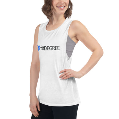 fitDEGREE-Ladies' Muscle Tank