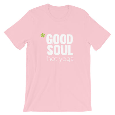Good Soul Yoga-Short-Sleeve Unisex T-Shirt