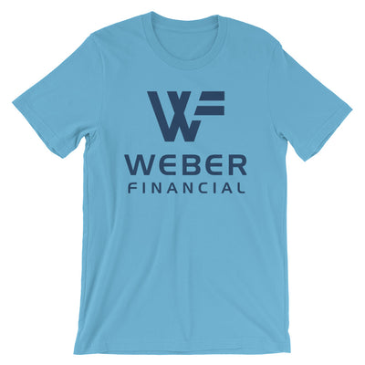 Weber Financial-Short-Sleeve Unisex T-Shirt