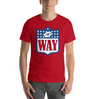 WAY FL-Short-Sleeve Unisex T-Shirt