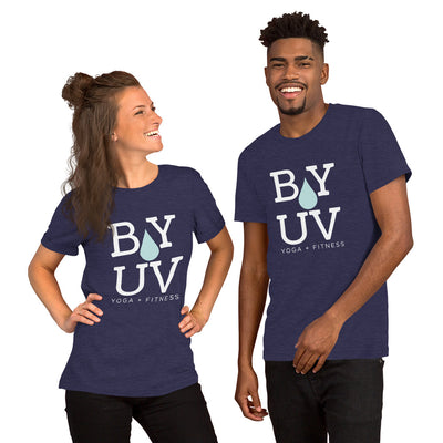 BYUV-Short-Sleeve Unisex T-Shirt