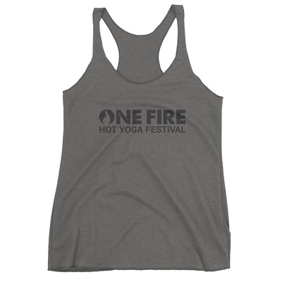 ONE FIRE-Women's Racerback Tank