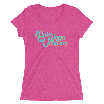Hot Yoga Ventura Ladies' short sleeve t-shirt