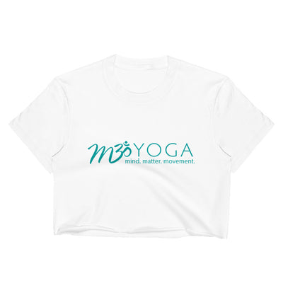 M3Yoga-Women's Crop Top