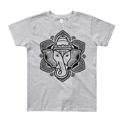 Elephant Lotus Kids' Tee