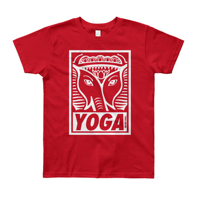 Yoga Stamp Kids' Tee