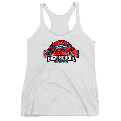 Seabreeze High School-Women's Racerback Tank