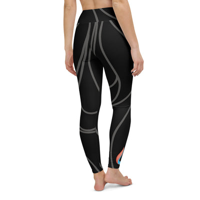 Fuel Abstract Leggings