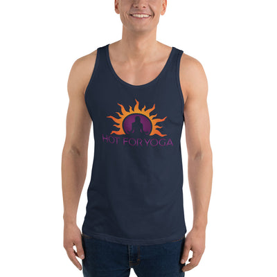 Hot For Yoga-Unisex  Tank Top