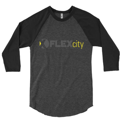 Flex City Raglan