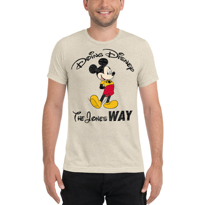 Jones' Disney Short sleeve t-shirt