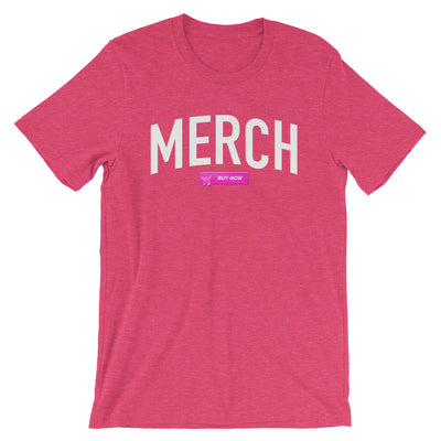 MERCH-Short-Sleeve Unisex T-Shirt