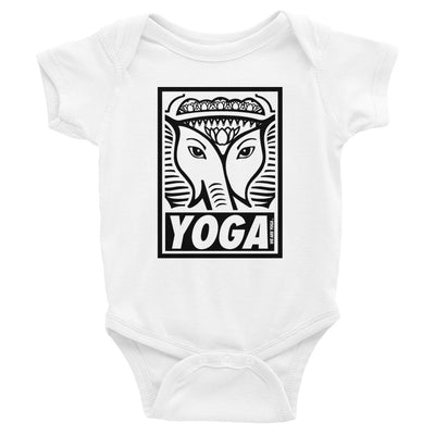 Classic Stamp Infant Onesie