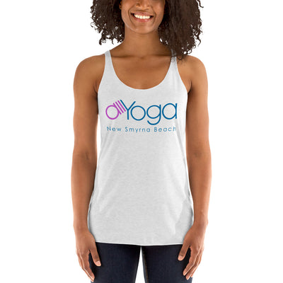 All Yoga NSB-Women's Racerback Tank