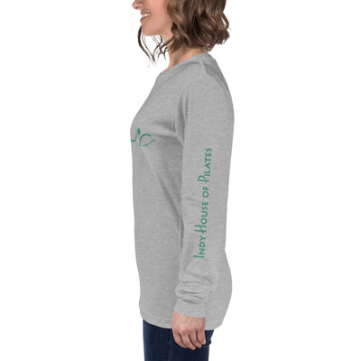 Indy House Of Pilates-Unisex Long Sleeve Tee