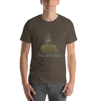 Aware Pyramid Eye Tee