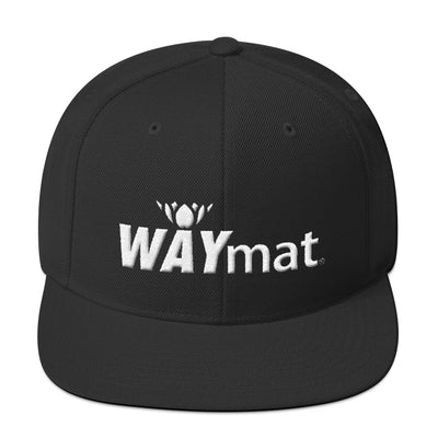 WAYmat Icon Snapback Hat