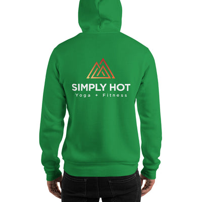 Simply Hot Yoga Hooded Sweatshirt