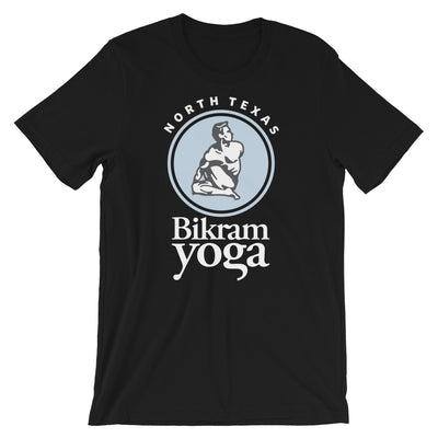 Bikram Yoga North Texas-Short-Sleeve Unisex T-Shirt