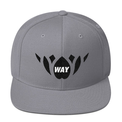 WAYhat Classic Lotus Snapback- more colors available