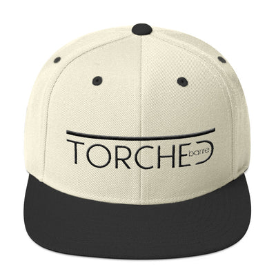 TORCHED BARRE-Snapback Hat